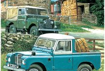 Land Rover Love / I wish I lived in a place that justifies driving a Land Rover #ultimateSUV