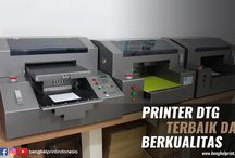 Printer DTG Lokal Terbaik Dan Berkualitas
