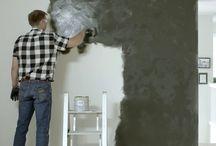 Sådan maler du din bolig, indendørs