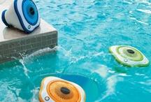 Pool things