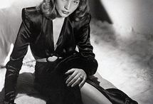 Fantastic Lauren Bacall / Different pictures of one of the most beautiful and talented actress of all time.