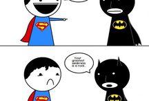 batman and superman jokes