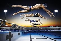 Swimming / by Tribesports