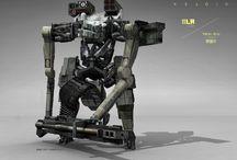 mech / kickass mechs and robots