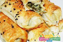 Börek Tarifleri / Yurdumuzun dört bir yanında annelerimizin hazırladığı börek tariflerini sizler için bir araya getirdik,sayfamızı takip edin. http://www.renkliyemektarifleri.com/borek-tarifleri