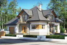 Domy z poddaszem użytkowym