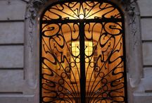 Dveře, okna, schody.....