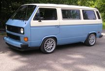 VW Camper Colours Inspiration / Be t25 buses!