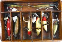 My old Lures / by Steve Van Dusen