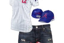 Braves baseball baby! ⚾