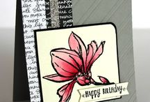 Stampin' Up! Florals