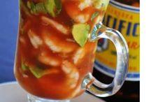 cocktail de shrimps