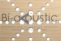 Peredam Suara - Diffuser / Acoustic Product - Diffuser