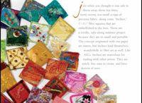 Mini Fabric Arts