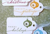 Tag... you're it! / Gift Tag Ideas