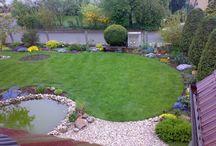 Zvu vás do své zahrady / Moje zahradní dílo, které nikdy není u konce