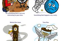 Idioms Time