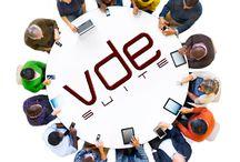 VDE Suite / VDE SUITE, es una consultora global de servicios, outsourcing y venta líder en tecnologías de información.  Nuestro fin fundamental es colaborar con nuestros clientes para convertirlos en organizaciones de alto desempeño; generando valor tangible dentro del mercado, alcanzando resultados de alto impacto al ofrecer estrategias alineadas a sus objetivos.