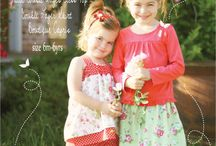 Sewing Patterns and Tutorials for Children / by Pamela Barritt