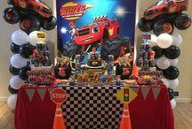Fiesta monster machine
