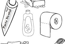 cura del corpo e igiene