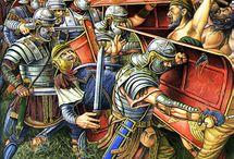 Romani guerra dacica