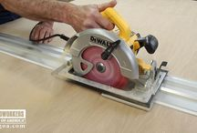 Woodworking Power Tools / by WoodWorkers Guild of America