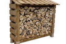 wiata na drewno