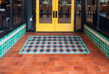 Fireclay Tile Commercial Exterior Facades / by Fireclay Tile