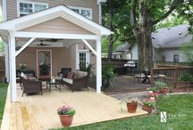 East Nashville Outdoor Space & Carport
