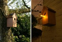 bird houses / by Teresa Parsons
