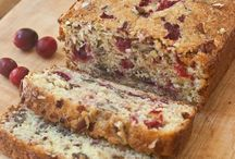 Cranberry Nut Bread ...get the recipe at www.cookingontheside.com