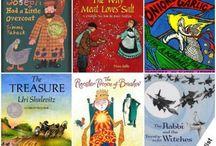 Books - Folktales