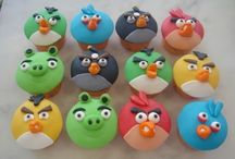 Cakes and fun goodies for kids  / by Leah Strid