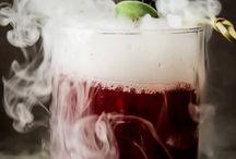 Halloween food and drinks