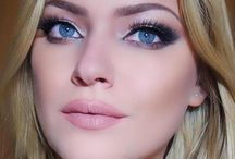 Beautiful Eyes and Color Contact Lenses