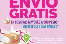 Promociones Coconut / Envio Gratis dentro de la república mexicana