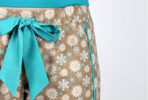 Turquoise and teal