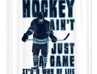 My stuff mainly ice hockey / Ice Hockey
