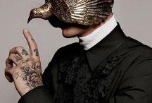 貴族 仮面
