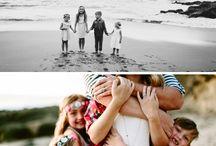 Beach storytelling sessions documentary / Photographer lead family beach documentary photography session