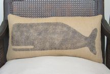 whale art / by cindy dolaway