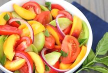 Food-salad / by Dawn Blair