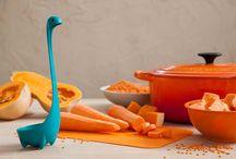 objetos cozinha