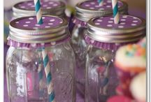 Birthday party ideas / by Nikki Lacy