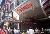 New York City Subway / by Will Jackson