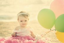 Baby Girl is Turning One - Party Ideas