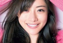 Ishihara Satomi / Japanese actress