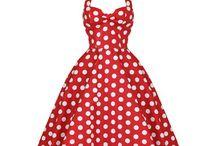 Ideas: Pin-up wardrobe