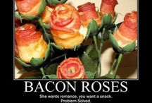 Bacon rose